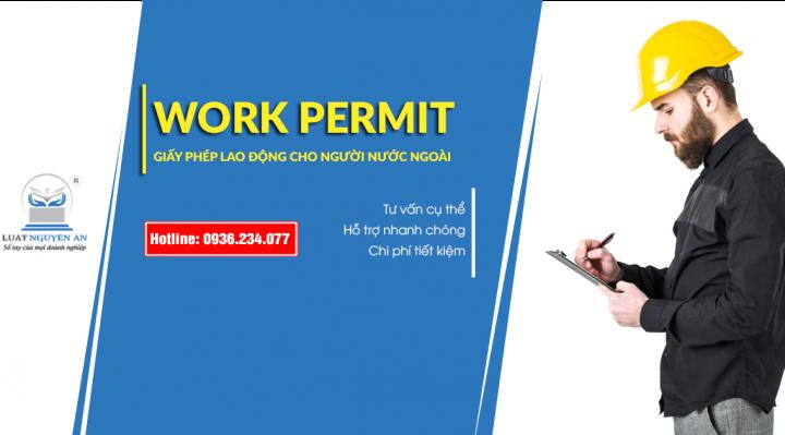 Thủ tục gia hạn/cấp lại Giấy phép lao động (GPLĐ) cho người nước ngoài mới nhất 2020