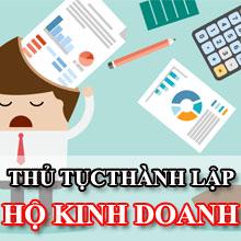 Phân tích ưu nhược điểm giữa hộ kinh doanh cá thể và Công ty TNHH. Tư vấn các thủ tục thành lập hộ kinh doanh